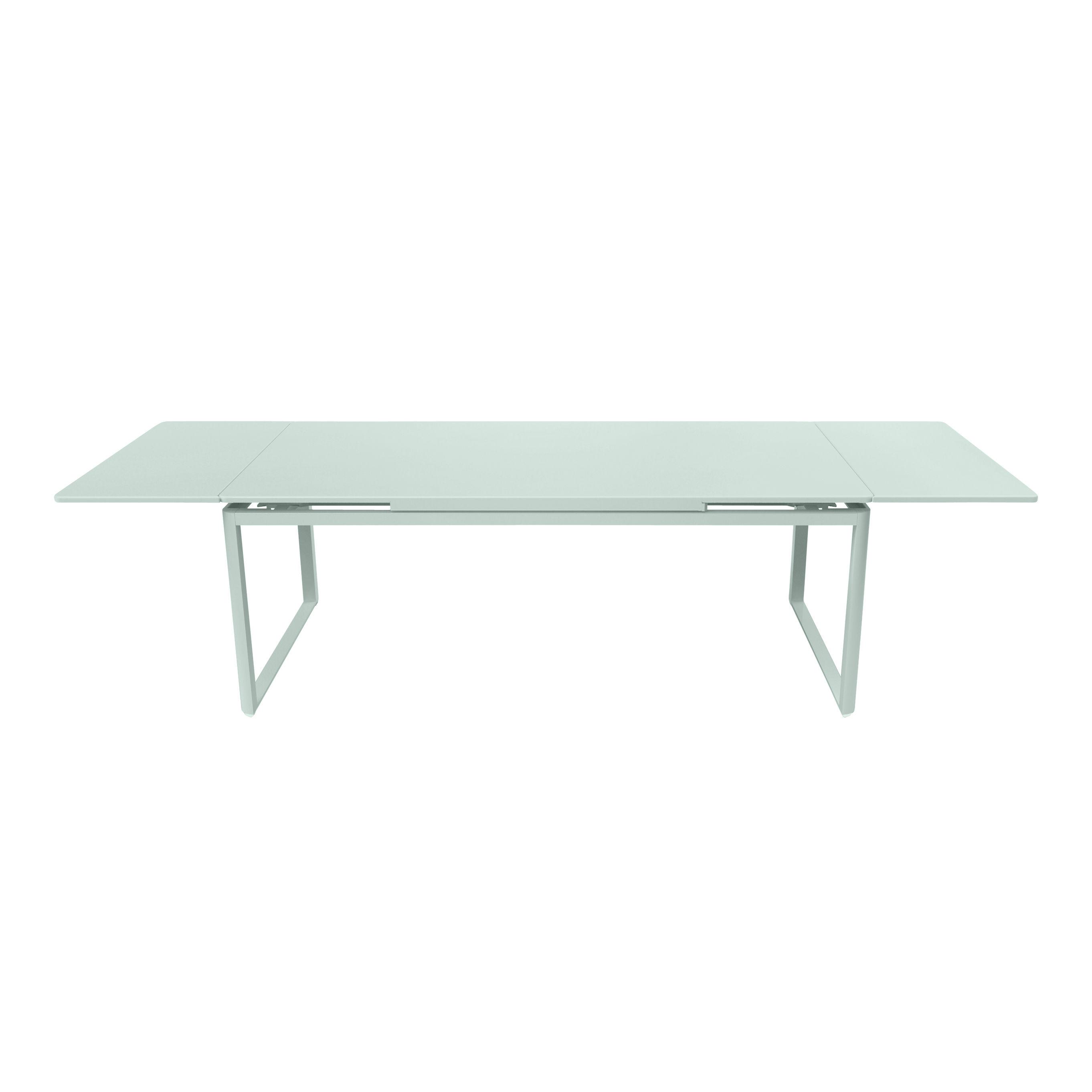Outdoor - Tische - Biarritz Ausziehtisch / L 200 bis 300 cm - Fermob - Gletscherminze - lackierter Stahl, lackiertes Aluminium