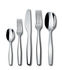 Itsumo Cutlery set - / 5 items - 1 person by A di Alessi