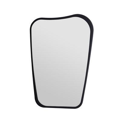 Déco - Miroirs - Miroir mural Organique Medium / 63 x 90 cm - Chêne - Maison Sarah Lavoine - Chêne noir - Chêne teinté, Verre