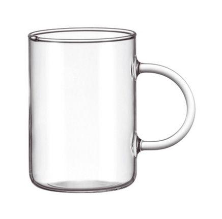 Arts de la table - Tasses et mugs - Mug Novo - Leonardo - Transparent - Verre