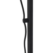 Aimant pour câble supplémentaire / Pour lampadaire Post - Muuto noir en matière plastique