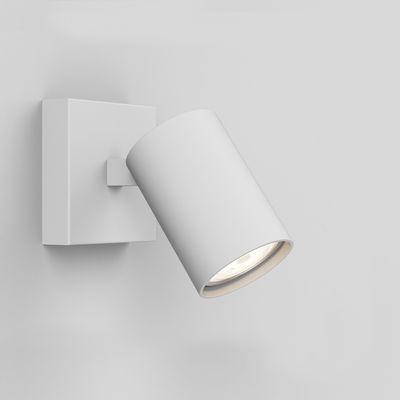 Applique Ascoli / Plafonnier - Spot orientable - Astro Lighting blanc mat en métal