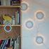 Applique avec prise Fleur de Givre LED / Fixation murale - Tsé-Tsé