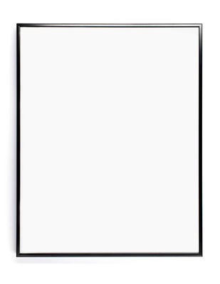 Déco - Objets déco et cadres-photos - Cadre métal / 30 x 40 cm - Image Republic - 30x40 cm / Noir - Métal peint