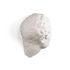 Décoration Memorabilia Mvsevm / Tête homme - H 37 cm - Seletti