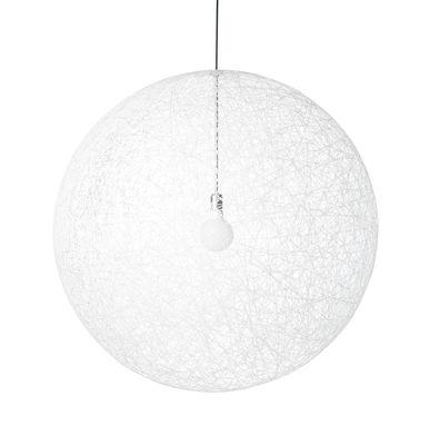 Random Light LED Pendelleuchte LED-Version - Ø 50 cm - Moooi - Weiß