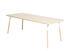 Table rectangulaire Dojo / Hêtre & acier - Petite Friture