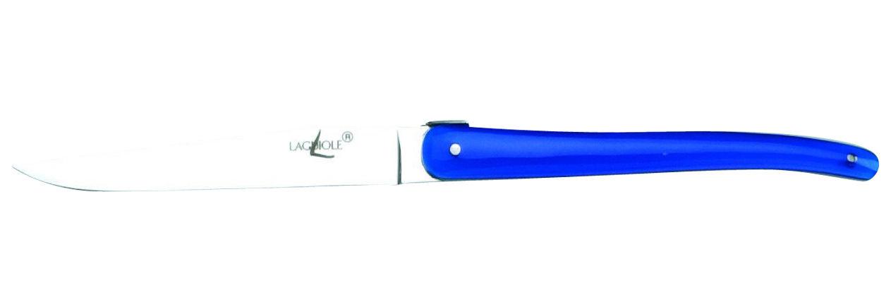 Tischkultur - Bestecke - Tafelmesser - Forge de Laguiole -  - Polyacryl, Stahl