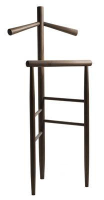 Furniture - Miscellaneous furniture - Mori Valet - Wood by Internoitaliano - Walnut - Solid walnut