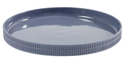 Arts de la table - Assiettes - Assiette Sigillata Signature / Ø 24,5cm - Serax - Bleu - Porcelaine