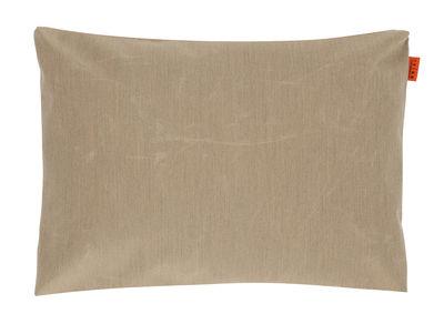 Coussin d´extérieur Small / 60 x 45 cm - Trimm Copenhagen taupe en tissu