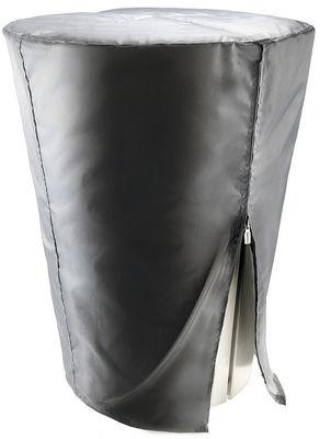 Housse de protection Ø 60 cm pour barbecue à gaz - Eva Solo noir en tissu