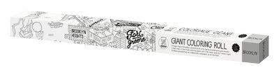 Déco - Pour les enfants - Poster à colorier XXL Brooklyn / 180 x 100 cm - OMY Design & Play - Brooklyn - Papier recyclé