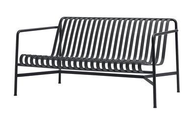 Palissade Lounge Sofa / L 139 cm - R & E Bouroullec - Hay - Anthrazit