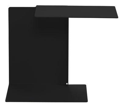 Table d'appoint Diana A ClassiCon noir en métal