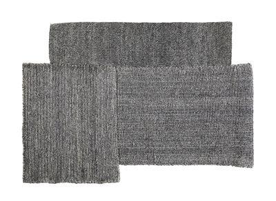 Interni - Tappeti - Tappeto Cabuya Small - / 160 x 224 cm di ames - Grigio - Fibra di frucraea