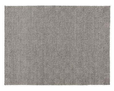 Sail tappeto 200 x 150 cm nero by gan made in design