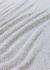 Canapé droit Bart / L 235 cm - Tissu - Moooi