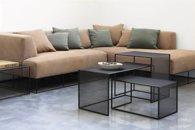 Zeus Tristano Coffee Table Black Made In Design Uk