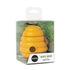 Busy Bees Magnetbox / + 20 Bienen-Büroklammern - Pa Design