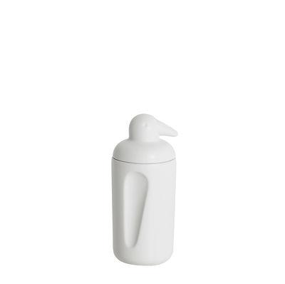 Dekoration - Schachteln und Boxen - Ping Mama Schachtel / H 24 cm - Keramik - Petite Friture - H 24 cm / weiß - Keramik