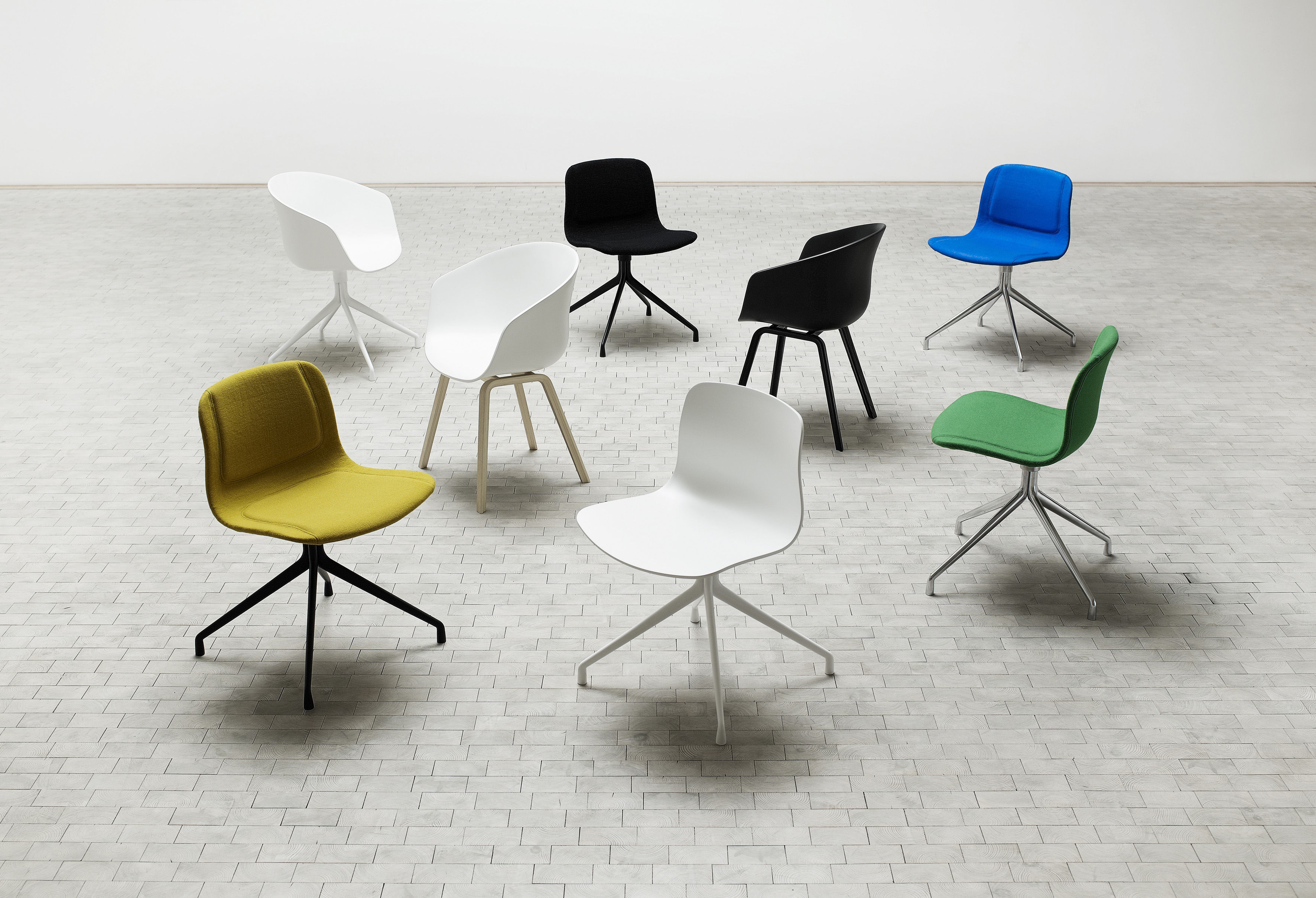 Sessel About A Chair Aac22 Von Hay Madeindesignde