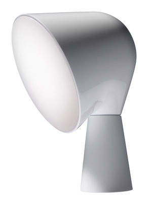 Lighting - Table Lamps - Binic Table lamp by Foscarini - White - ABS, Polycarbonate