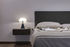 Minipipistrello LED Table lamp - / Dimmer - H 35 cm by Martinelli Luce
