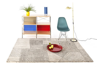 Traced teppich exklusiv bei made in design 240 x 170 cm cremefarben by nanimarquina made - Teppich cremefarben ...